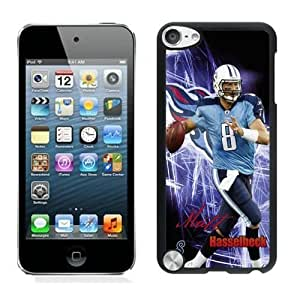 NFL Tennessee Titans Matt Hasselbeck ipod Touch 5 Casecell phone cases&Gift Holiday&Christmas Gifts NFIU8715169