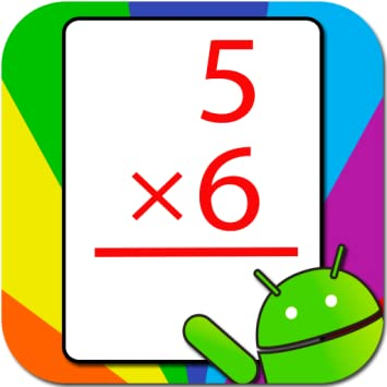 Amazoncom Carddroid Math Flash Cards Appstore For Android