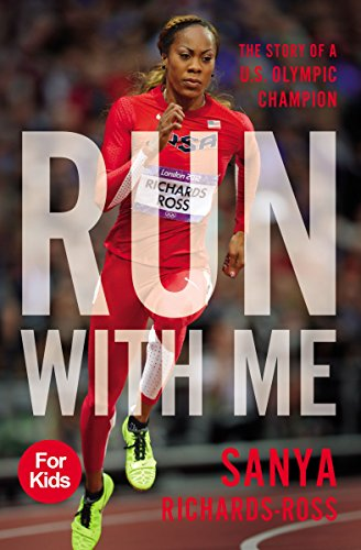 Books : Run with Me: The Story of a U.S. Olympic Champion