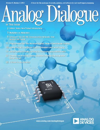 Analog Dialogue, Volume 47, Number 2