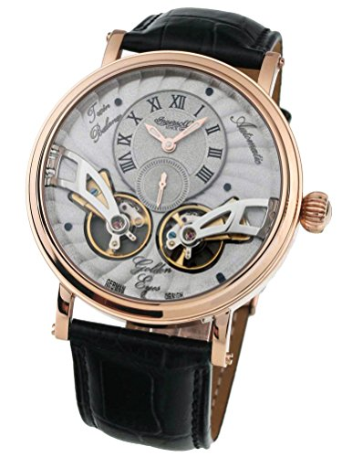 Ingersoll Automatic Watch Open Heart Limited Edition X/2999 Golden Eyes IN1718RGY by Ingersoll