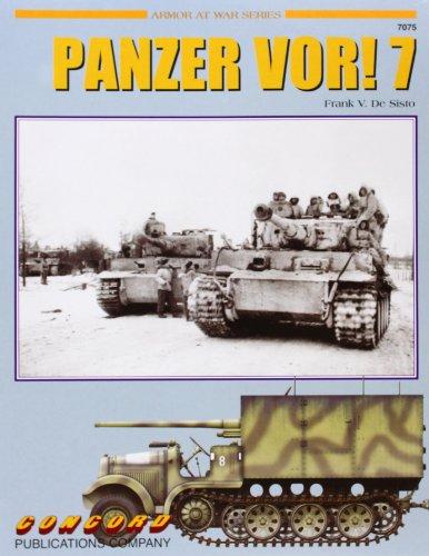 7075 Panzer Vor! 7 (Concord - Armor at War Series)
