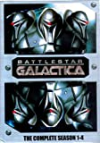 Battlestar Galactica The Complete Season 1-4 33 DVD Set
