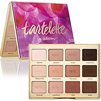 873f2c227 Amazon.com : Tartelette in Bloom Clay Palette 12 Colors Eye Shadow By Tarte  High Performance Naturals : Beauty