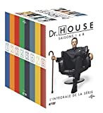 Dr House : saison 4 : 16 épisodes = House MD |