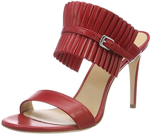 Dei Mille WoMen 5121108 Open Toe Sandals Red (Red 020)