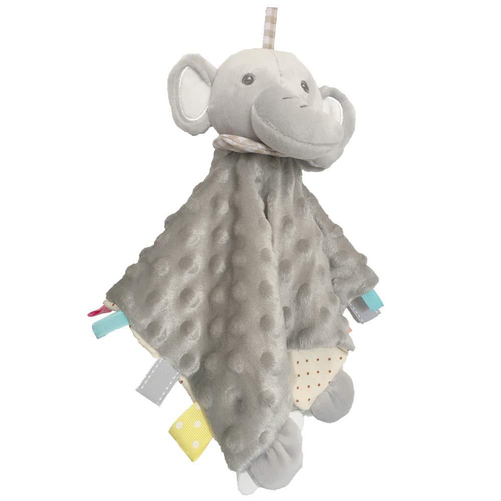 Grey elephant taggy