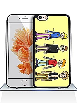 coque iphone 6 gorillaz