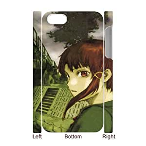 iPhone 4 4s Cell Phone Case 3D Serial Experiments Lain Gift xxy_9846855