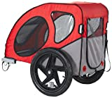 Petego Kasko Pet Bicycle Trailer, Large