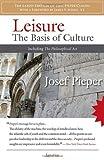 """Leisure The Basis of Culture"" av Josef Pieper"