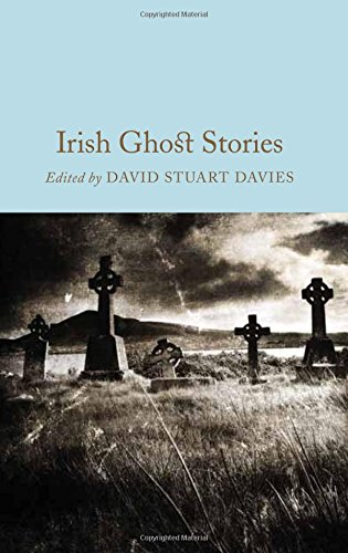 book cover of Irish Ghost Stories