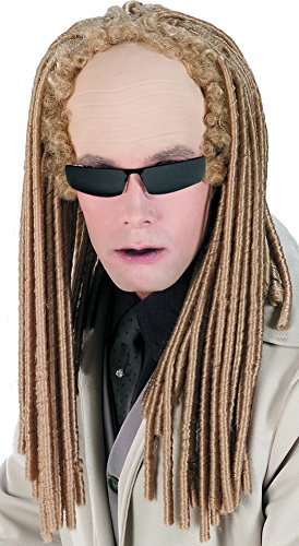 Blonde Dreadlock Wig (Matrix Reloaded Headpiece with Hair)