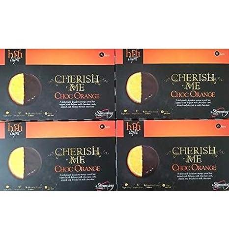 Slimming World Chocolate Orange Hifi Bars 4 Boxes