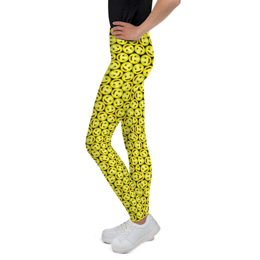 Bubblelingo Happy All Over Print Girls Leggings