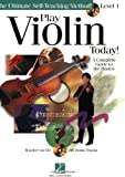 Play Violin Today!, , 1423404424