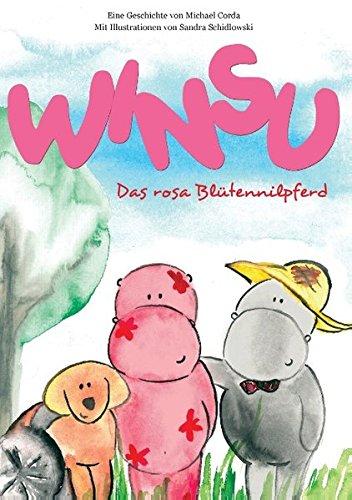 Winsu: Das rosa Blütennilpferd