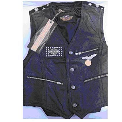 Amazon.com: Harley Davidson- Waist Coat: Sports & Outdoors