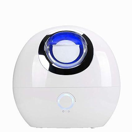 KY&CL Humidificador ultrasónico de Niebla Fresca, difusor de Aceite Esencial humidificador w/LED luz