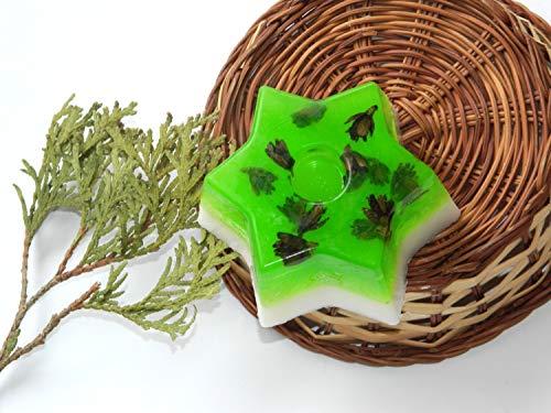 Organic Soap Vegan Bath Glycerin Natural Star Party Favors Rustic