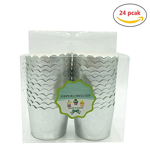baby shower baking cups - 5