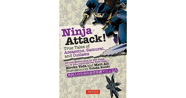Amazon.com: Ninja Attack!: True Tales of Assassins, Samurai ...