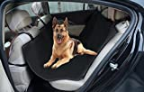 Paws 'N More Waterproof Hammock Pet Car Seat Cover – LIFETIME WARRANTY! – Black Review