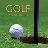 Golf Calendar 2017: 16 Month Calendar