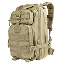 COMPACT ASSAULT PACK, TAN by Condor Outdoor