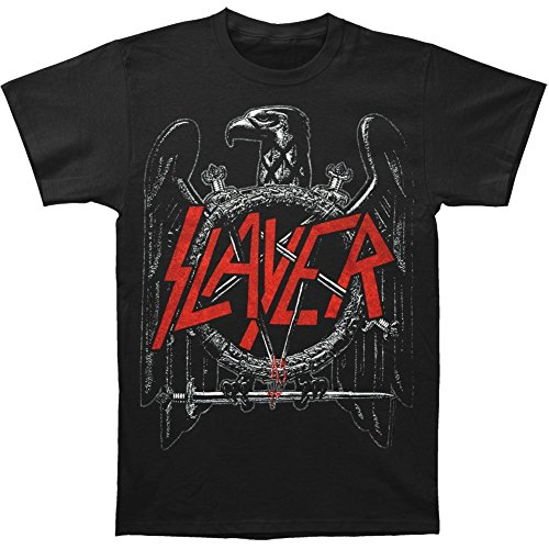 Slayer - Eagle T-Shirt (Black) - 3