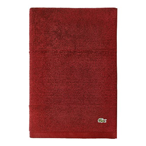 Formula Bath (Lacoste Legend Towel, 100% Supima Cotton Loops, 650 GSM, 35