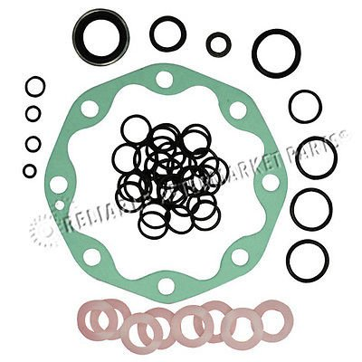 Hydraulic Pump Seal - 6