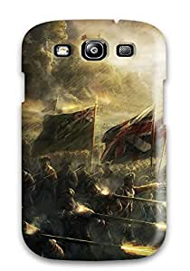Galaxy S3 Case Slim Ultra Fit Battle Protective Case Cover