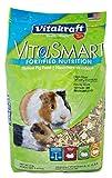 Vitakraft Guinea Pig Food High Fiber Timothy Formula (1 Pouch), 8 lb