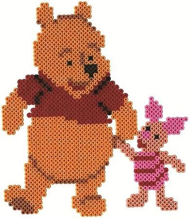 Hama - Abalorios y Cuentas Sueltas Winnie The Pooh (7939)