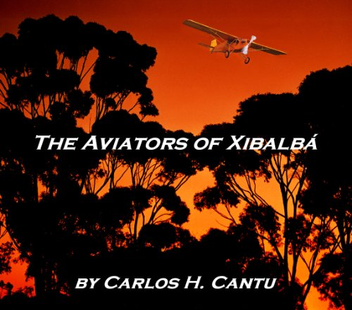 The Aviators of Xibalba - Wild Adventures Aviator