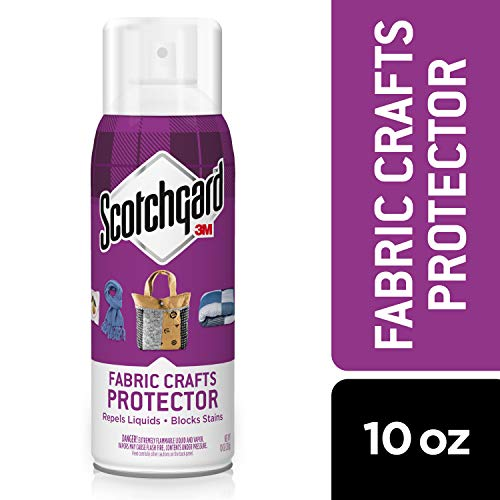 Scotchgard Fabric & Crafts Protector, 10 Oz.