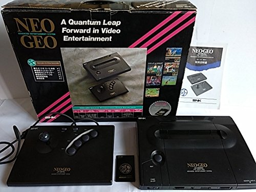 Neo Geo AES System - Video Game Console (Neo Geo Portable)