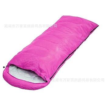 Saco de Dormir Impermeable al Aire Libre/Camping/Viaje/hogar/Almuerzo/Campamento 1.1KG Anti-Kick es 220 + 75cm: Amazon.es: Hogar