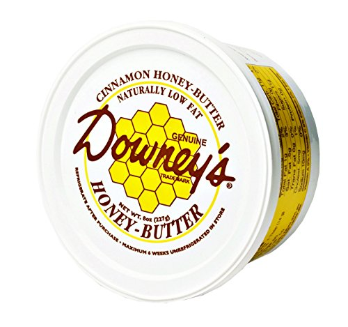 Downey's Cinnamon Honey Butter, All-natural spread to use as a marinade, or an...