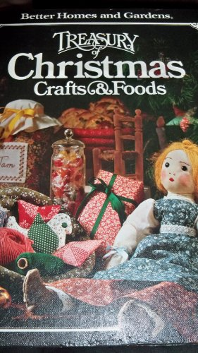 Better Homes and Gardens Treasury of Christmas Crafts & - Mail Five Dollar