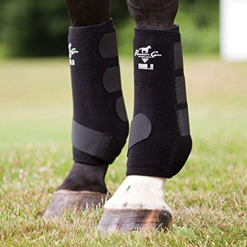 Professionals Choice Boots Sports Medicine Boots XL Black SMBII (Medicine Choice Sports)