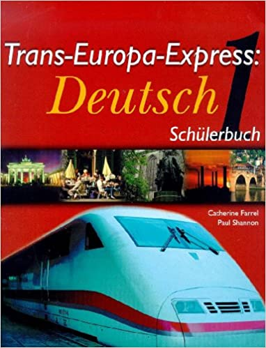 Trans-Europa-Express 1: Student's Book: Deutsch: Bk.1