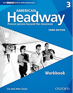 Amazon american headway 4 student book cd pack american headway third edition level 3 workbook with ichecker pack american headway fandeluxe Image collections