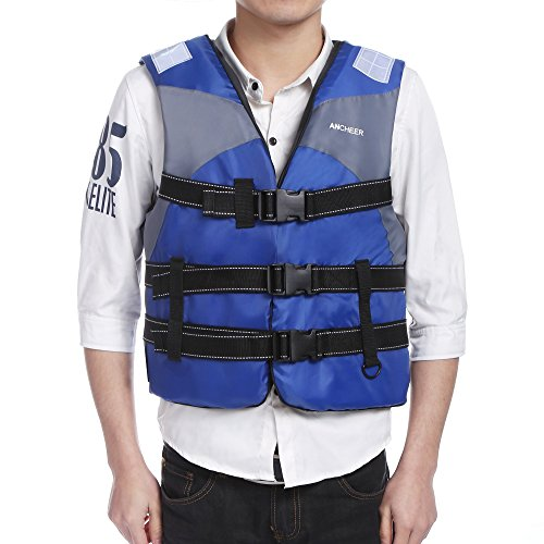 Ancheer Youth Adult Boating Vest Life Jacket