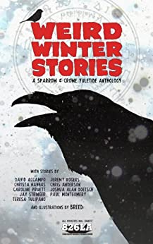 Weird Winter Stories: A Sparrow & Crowe Yuletide Anthology by [Anderson, Chris, Teresa Tulipano, David Accampo, Jeremy Rogers, Jay Stringer, Caroline Pruett, Joshua Alan Doetsch, Paul Montgomery]
