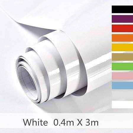 Papel Adhesivo para Mueble ✨ 1. Papel adhesivo para muebles. Tamaño: 40 cm x 300 cm, superficie lisa