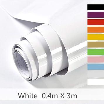 Hode Papier Adhesif Pour Meuble,Cuisine,Porte,Mur, Stickers Meuble  40cmX300cm(