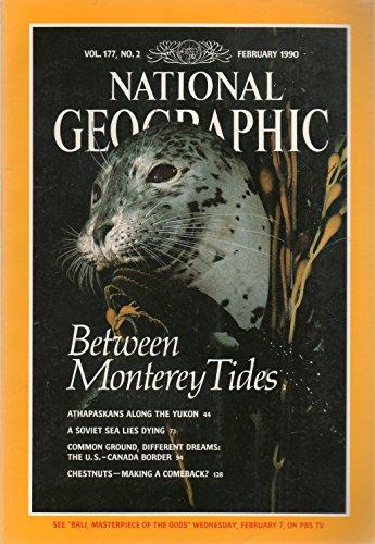 National Geographic Magazine, February 1990 (Vol. 177, No. 2)