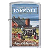 Farmall McCormick-Deering Antique Tractor Zippo Lighter